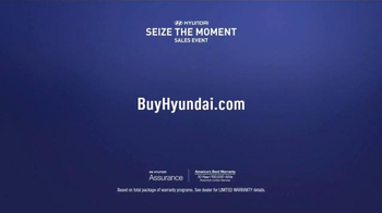 Hyundai Seize the Moment Sales Event TV Spot, 'Something Better' - Thumbnail 7