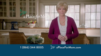 A Place For Mom TV Spot, 'What I Need'