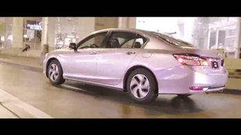 2016 Honda Accord TV Spot, 'Keep a Good Thing Going' - Thumbnail 3