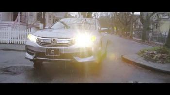 2016 Honda Accord TV Spot, 'Keep a Good Thing Going' - Thumbnail 7