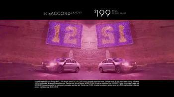 2016 Honda Accord TV Spot, 'Keep a Good Thing Going' - Thumbnail 8