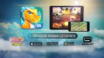 Dragon Mania Legends TV Spot, 'Born to Battle' - Thumbnail 8