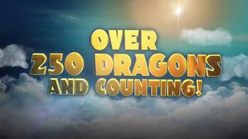 Dragon Mania Legends TV Spot, 'Born to Battle' - Thumbnail 2