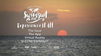 Sports Illustrated Swimsuit 2016 TV Spot, 'Experience It All' - Thumbnail 4
