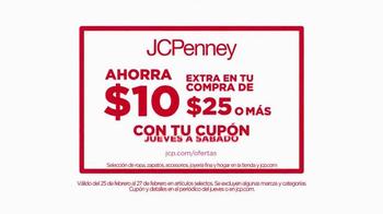 JCPenney Venta del Súper Sábado TV Spot, 'Toallas de baño' [Spanish] - Thumbnail 3