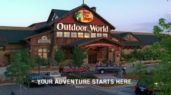 Bass Pro Shops Great Brands Great Prices Sale TV Spot, 'Fishing' - Thumbnail 8
