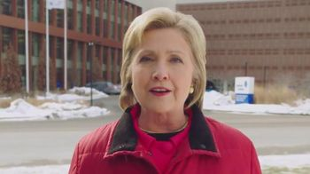 Hillary for America TV Spot, 'Johnson Controls'