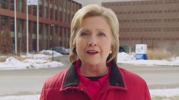 Hillary for America TV Spot, 'Johnson Controls'
