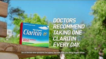 Claritin TV Spot, 'Allergy Distractions' - Thumbnail 6