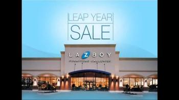 La-Z-Boy Leap Year Sale TV Spot, \'Comfort for a Lifetime\'