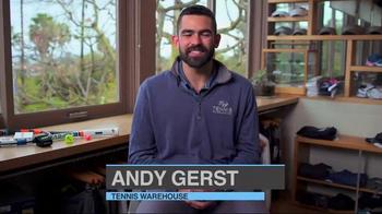 Tennis Warehouse TV Spot, 'Gear Up: Sensors' - Thumbnail 1