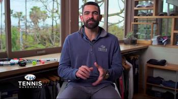 Tennis Warehouse TV Spot, 'Gear Up: Sensors' - Thumbnail 2