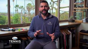 Tennis Warehouse TV Spot, 'Gear Up: Sensors' - Thumbnail 4