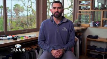 Tennis Warehouse TV Spot, 'Gear Up: Sensors' - Thumbnail 7