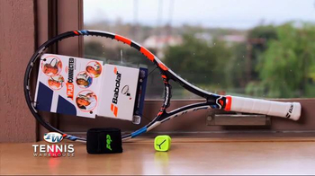 Tennis Warehouse TV Spot, 'Gear Up: Sensors' - Thumbnail 8