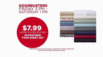 JCPenney Super Saturday Sale TV Spot, 'Towels and Sheets' - Thumbnail 5