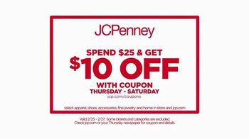 JCPenney Super Saturday Sale TV Spot, 'Towels and Sheets' - Thumbnail 3