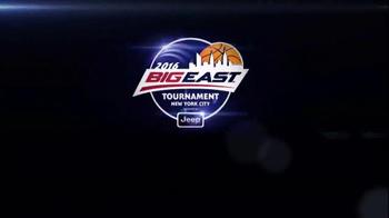 2016 Big East Tournament TV Spot, 'Intensity' - Thumbnail 10