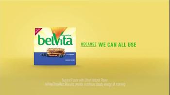 belVita Breakfast Biscuits TV Spot, 'Type ABC' - Thumbnail 7