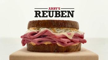 Arby's Reuben TV Spot, 'Crazy' - Thumbnail 3