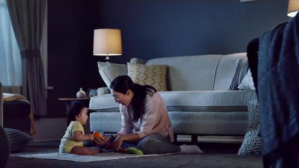 Johnson's Bedtime TV Commercial, 'Tonight We Sleep'