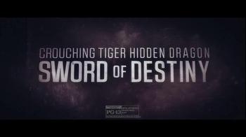 Netflix TV Spot, 'Crouching Tiger, Hidden Dragon: Sword of Destiny' - Thumbnail 9