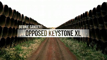 Bernie 2016 TV Spot, 'People Before Polluters' - Thumbnail 3