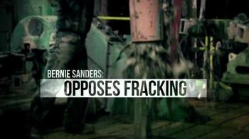 Bernie 2016 TV Spot, 'People Before Polluters' - Thumbnail 4