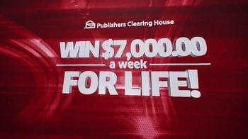 Publishers Clearing House TV Spot, 'Set for Life' Song by The Jackson 5 - Thumbnail 9