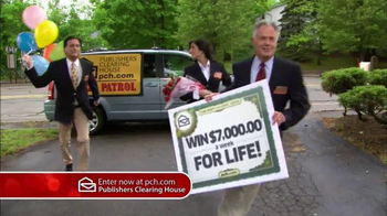Publishers Clearing House TV Spot, 'Set for Life' Song by The Jackson 5 - Thumbnail 2