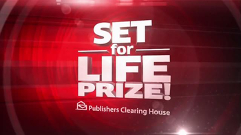 Publishers Clearing House TV Spot, 'Set for Life' Song by The Jackson 5 - Thumbnail 6