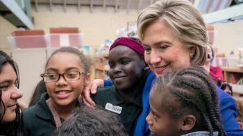 Hillary for America TV Spot, 'The Letter'