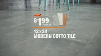 The Home Depot TV Spot, 'Tile' - Thumbnail 9