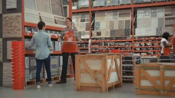 The Home Depot TV Spot, 'Tile' - Thumbnail 7