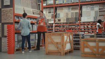 The Home Depot TV Spot, 'Tile' - Thumbnail 7