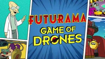 Futurama: Game of Drones TV Spot, 'Trailer' - Thumbnail 1