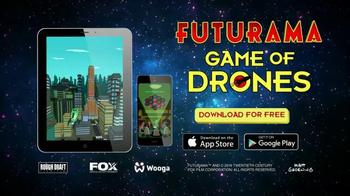 Futurama: Game of Drones TV Spot, 'Trailer' - Thumbnail 5