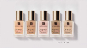 Estee Lauder Double Wear TV Spot, 'Serious Staying Power' - Thumbnail 1