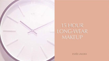 Estee Lauder Double Wear TV Spot, 'Serious Staying Power' - Thumbnail 2