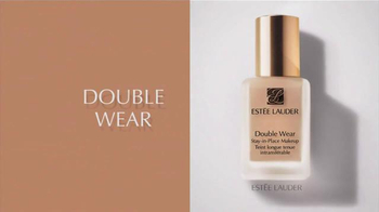 Estee Lauder Double Wear TV Spot, 'Serious Staying Power' - Thumbnail 4