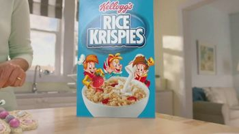Rice Krispies TV Spot, 'Spring to Life' - Thumbnail 1