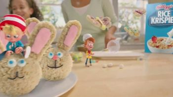 Rice Krispies TV Spot, 'Spring to Life'