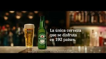 Heineken TV Spot, 'World Famous' con Benicio del Toro [Spanish] - Thumbnail 10