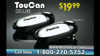TouCan Deluxe TV Spot, 'Billions of Cans' - Thumbnail 9