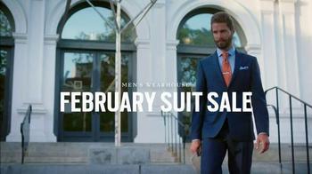 Men's Wearhouse February Suit Sale TV Spot, 'Close Out Winter' - Thumbnail 1