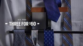 Men's Wearhouse February Suit Sale TV Spot, 'Close Out Winter' - Thumbnail 3