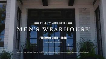 Men's Wearhouse February Suit Sale TV Spot, 'Close Out Winter' - Thumbnail 6