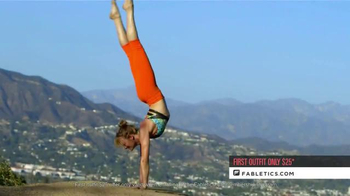 Fabletics.com TV Spot, 'Premium Activewear'
