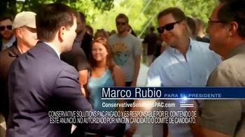 Conservative Solutions PAC TV Spot, 'Miami' [Spanish] - Thumbnail 10