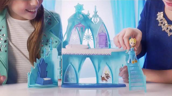 Disney Frozen Little Kingdom Elsa's Frozen Castle TV Spot, 'Winter Is Here' - 675 commercial airings